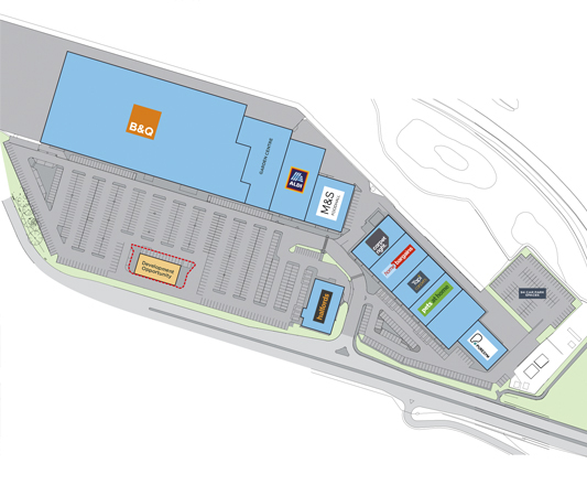 JunctionONE Retail Park Scheme